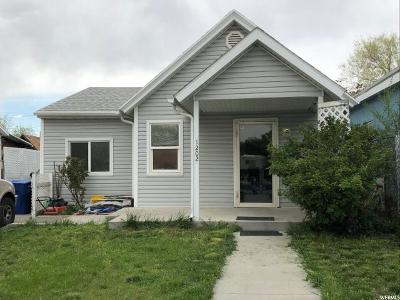 Salt Lake City Single Family Home For Sale: 1202 W Pacific Ave S