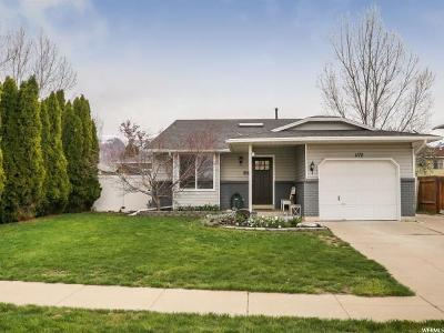 Layton UT Single Family Home For Sale: $234,900