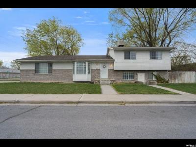 Provo Single Family Home For Sale: 515 N 1260 W