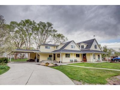 Springville Single Family Home For Sale: 1682 S Main St.