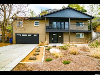 Salt Lake City Single Family Home For Sale: 4471 S Park Hill Dr E