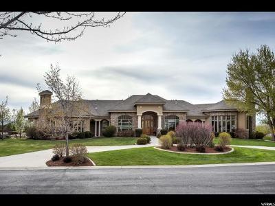 Mapleton Single Family Home For Sale: 1254 E Dogwood Dr S