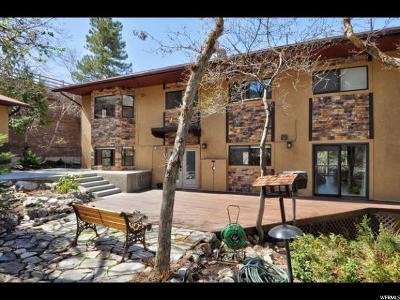 Cottonwood Heights UT Single Family Home For Sale: $949,000