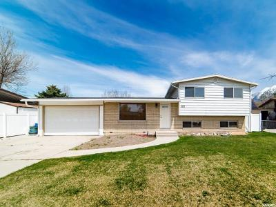 Provo Single Family Home For Sale: 1128 W 400 N