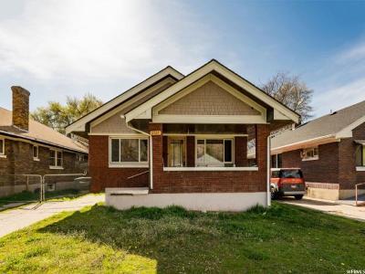 Ogden Multi Family Home For Sale: 2727 Jackson Ave