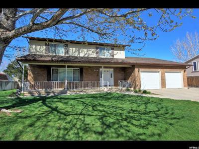 Spanish Fork Single Family Home For Sale: 966 S 900 E