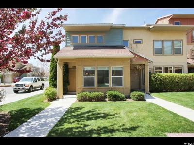 South Jordan Townhouse For Sale: 3788 W Periwinkle Dr S