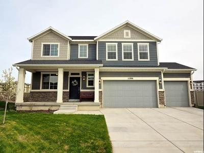 Herriman Single Family Home For Sale: 11996 S Window Arch Ln W