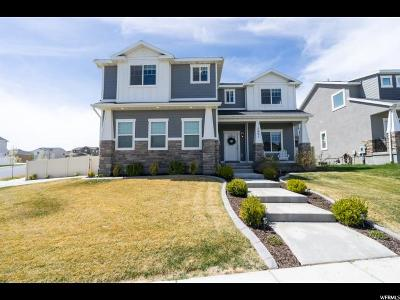 Eagle Mountain Single Family Home For Sale: 7897 N Broken Arrow Ln W