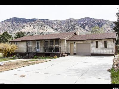 Brigham City Single Family Home For Sale: 576 N 100 E