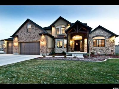 Riverton Single Family Home For Sale: 1433 Hunters View Ct