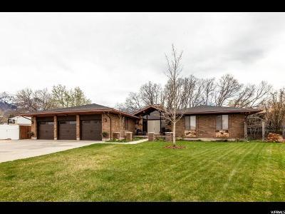 Sandy UT Single Family Home For Sale: $549,900