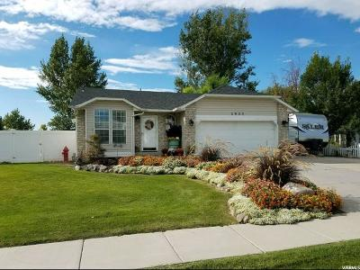 Riverton Single Family Home For Sale: 2925 W 13200 S