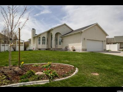 Saratoga Springs Single Family Home For Sale: 37 E Heron Ct