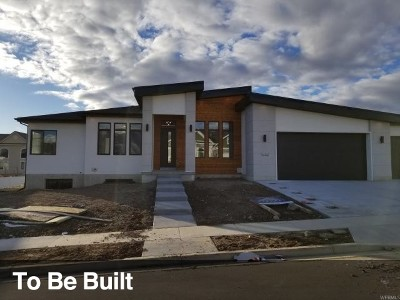 Lehi Single Family Home For Sale: 3104 N 250 W
