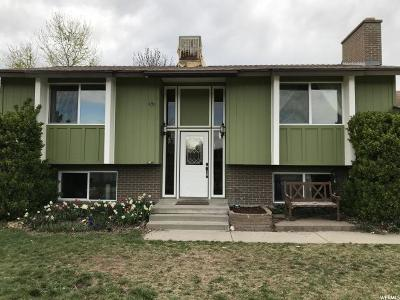 Taylorsville Single Family Home For Sale: 6148 S Don Leone Dr
