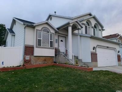 Riverton Single Family Home For Sale: 5083 W Little Water Peak Dr S