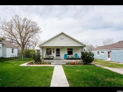 Brigham City Single Family Home For Sale: 155 N 400 E