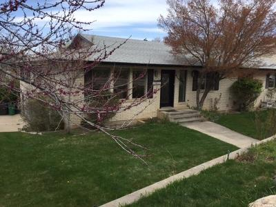 Provo Single Family Home For Sale: 4115 N Foothill E