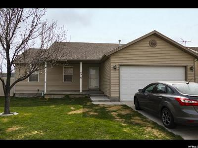 Eagle Mountain Single Family Home For Sale: 4516 N Heritage Dr #7