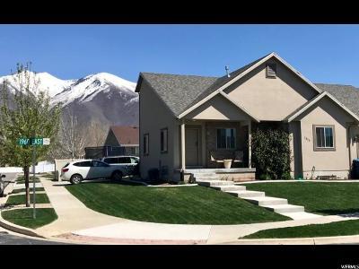 Spanish Fork Single Family Home For Sale: 1513 S 1960 E