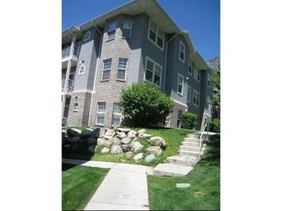 Provo Condo For Sale: 416 N Seven Peaks Blvd #319