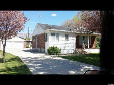 Ogden Single Family Home For Sale: 770 E 3rd S