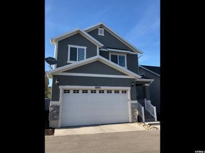 Herriman Single Family Home For Sale: 4988 W Tobago Ln S #54