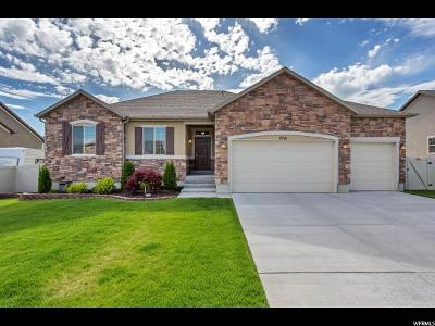 West Jordan Single Family Home For Sale: 7714 S 4730 W