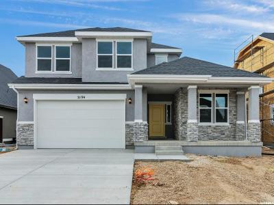 Mapleton Single Family Home For Sale: 2194 W Autumn Dr #16