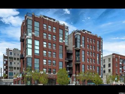 Salt Lake City UT Condo For Sale: $399,900