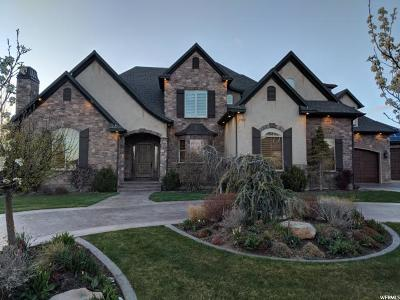 Highland Single Family Home For Sale: 6542 W Deer Hollow Way