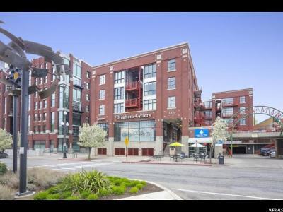 Salt Lake City UT Condo For Sale: $255,000