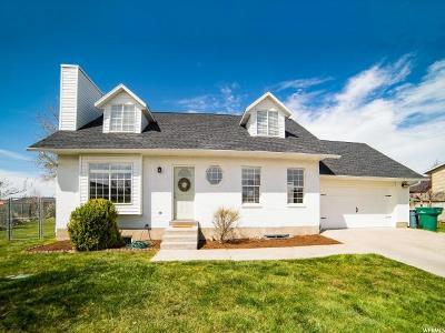Lehi Single Family Home For Sale: 93 E 1325 N