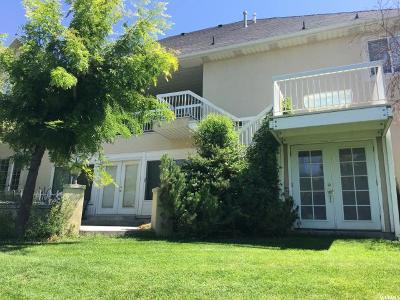 South Jordan Single Family Home For Sale: 11152 S Palisade Rim Cir