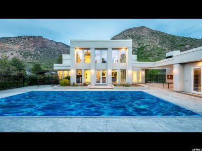 Ogden Single Family Home For Sale: 1725 E 29th St S