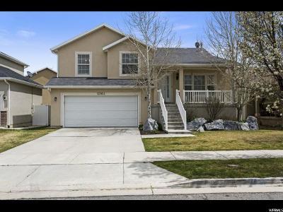 Riverton Single Family Home For Sale: 12651 S Diamondback Dr