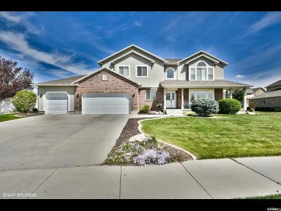 Draper Single Family Home For Sale: 12707 Whisper Point Ct