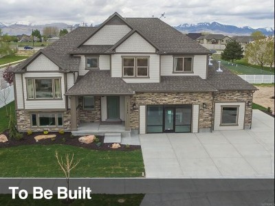 South Jordan Single Family Home For Sale: 3574 W Dry Ridge Cv #429
