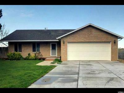 Layton Single Family Home For Sale: 2294 E 3025 N