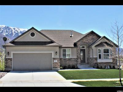 Layton Single Family Home For Sale: 3256 N Redshoulder Dr E