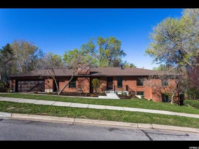 Davis County Single Family Home For Sale: 1344 E Lakeview Dr