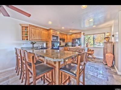 Weber County Condo For Sale: 3521 N Fox Run Dr #804