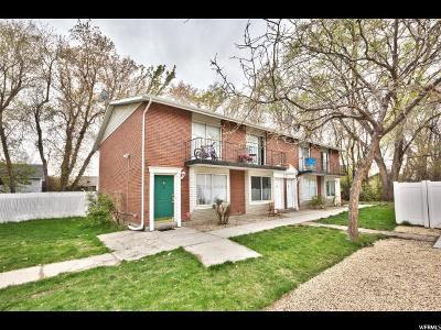 Salt Lake City Multi Family Home For Sale: 1490 S 400 E