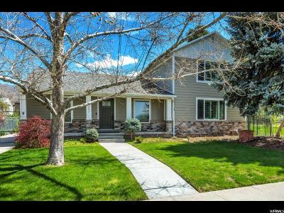 Salt Lake City UT Single Family Home For Sale: $785,000