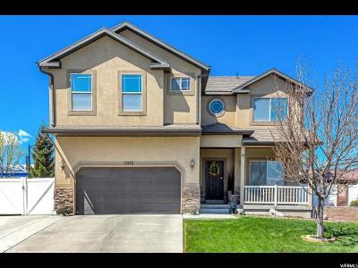 Herriman Single Family Home For Sale: 13112 S Eagle Peak Dr W