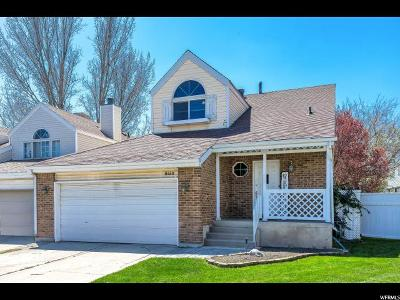 West Jordan Single Family Home For Sale: 9152 S Cripple Creek Cir W