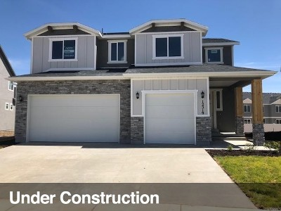 Herriman Single Family Home For Sale: 12319 S Pike Ln #635