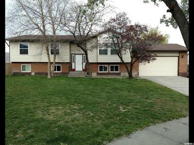 Salt Lake City UT Single Family Home For Sale: $298,900