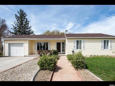 Salt Lake County Single Family Home For Sale: 5580 S 4270 W